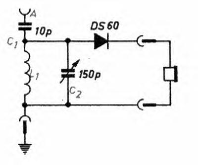 Radio hören ohne Strom - Detektorempfang